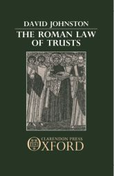 The Roman Law of Trusts$