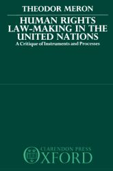 Human Rights Law-Making in the United NationsA Critique of Instruments and Process$