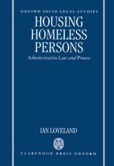 Housing Homeless Persons
