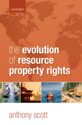 The Evolution of Resource Property Rights