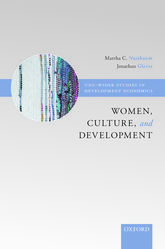 Women, Culture, and DevelopmentA Study of Human Capabilities$