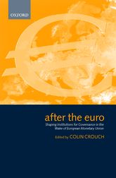 After the EuroShaping Institutions for Governance in the Wake of European Monetary Union$