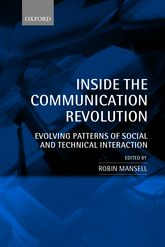 Inside the Communication RevolutionEvolving Patterns of Social and Technical Interaction