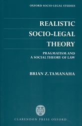 Realistic Socio-Legal Theory$