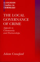 The Local Governance of Crime: Appeals to Community and Partnerships