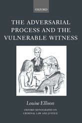 The Adversarial Process and the Vulnerable Witness$