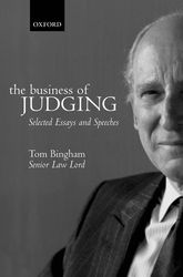 The Business of Judging$