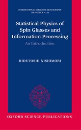 Statistical Physics of Spin Glasses and Information Processing$
