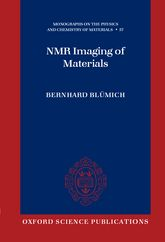 NMR Imaging of Materials$