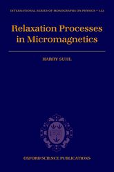 Relaxation Processes in Micromagnetics | Oxford Scholarship Online