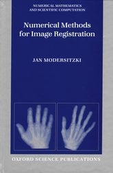 Numerical Methods for Image Registration$
