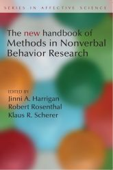 The New Handbook of Methods in Nonverbal Behavior Research$