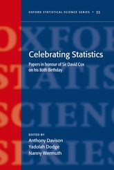 Celebrating StatisticsPapers in honour of Sir David Cox on his 80th birthday