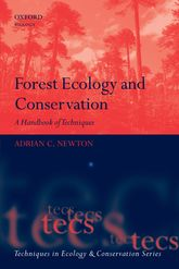 Forest Ecology and ConservationA Handbook of Techniques$