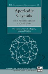 Aperiodic Crystals – From Modulated Phases to Quasicrystals - Oxford Scholarship Online