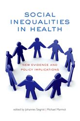 Social Inequalities in Health - New evidence and policy implications | Oxford Scholarship Online
