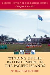 Winding up the British Empire in the Pacific Islands$
