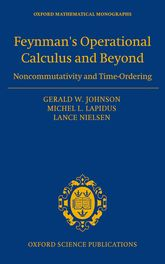 Feynman's Operational Calculus and BeyondNoncommutativity and Time-Ordering
