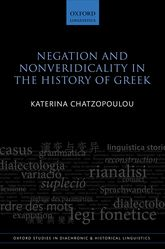 Negation and Nonveridicality in the History of Greek$