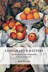 Comparative Matters: The Renaissance of Comparative Constitutional