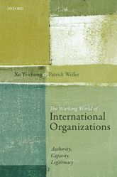 The Working World of International Organizations: Authority, Capacity, Legitimacy