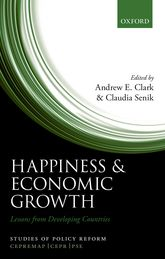 Happiness and Economic GrowthLessons from Developing Countries
