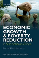 Economic Growth and Poverty Reduction in Sub-Saharan Africa: Current and Emerging Issues