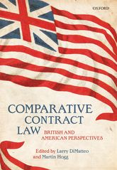 Comparative Contract LawBritish and American Perspectives