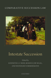Comparative Succession LawVolume II: Intestate Succession$