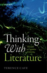 Thinking with Literature - Towards a Cognitive Criticism | Oxford Scholarship Online