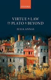 Virtue and Law in Plato and Beyond$