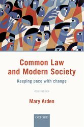 Common Law and Modern Society – Keeping Pace with Change | Oxford Scholarship Online