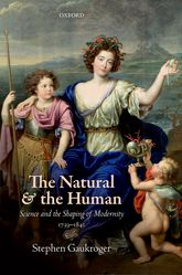 The Natural and the HumanScience and the Shaping of Modernity, 1739–1841