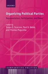 Organizing Political PartiesRepresentation, Participation, and Power$
