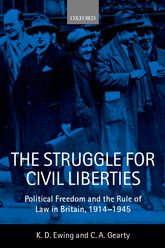 The Struggle for Civil Liberties$