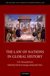The Law of Nations in Global History$