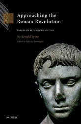 Approaching the Roman RevolutionPapers on Republican History