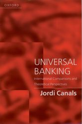 Universal BankingInternational Comparisons and Theoretical Perspectives$