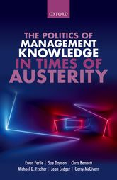 The Politics of Management Knowledge in Times of Austerity$