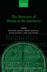 The Structure of Words at the Interfaces$