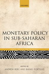 Monetary Policy in Sub-Saharan Africa$