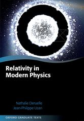 Relativity in Modern Physics$