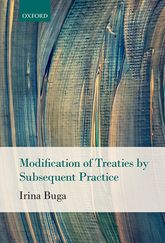 Modification of Treaties by Subsequent Practice