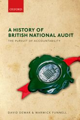 A History of British National AuditThe Pursuit of Accountability$