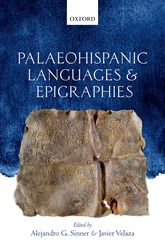 Palaeohispanic Languages and Epigraphies