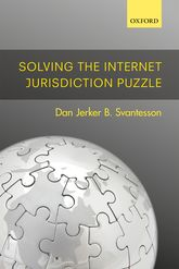 Solving the Internet Jurisdiction Puzzle$