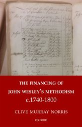 The Financing of John Wesley's Methodism c.1740-1800$