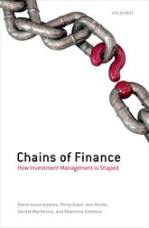 Chains of FinanceHow Investment Management is Shaped$