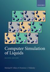 Computer Simulation of Liquids – Second Edition | Oxford Scholarship Online