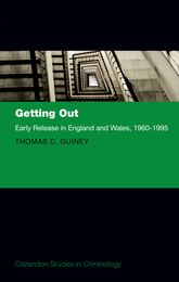 Getting OutEarly Release in England and Wales, 1960 - 1995